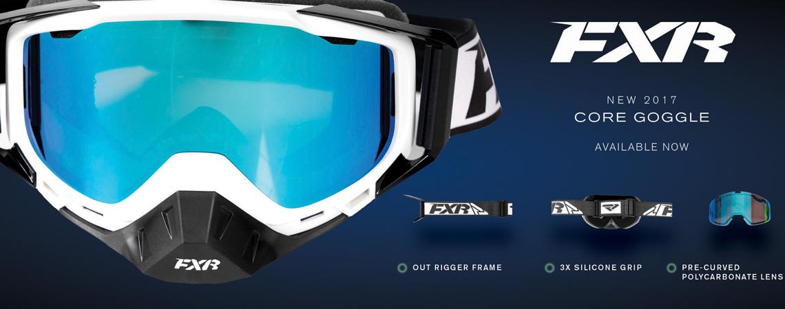 FXR Core Goggles