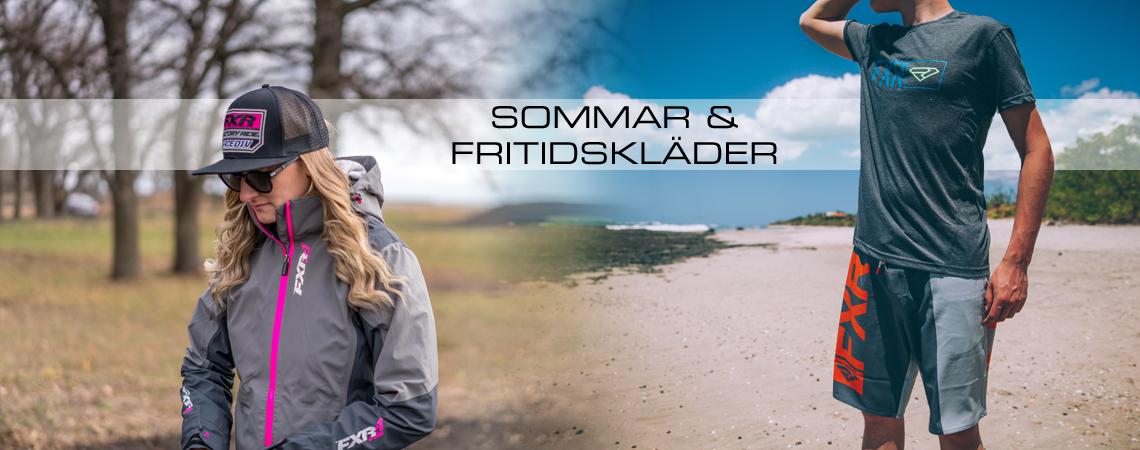 FXR Sommar- och fritidskläder