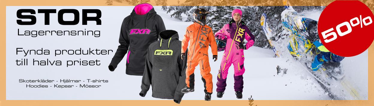 FXR Shoppen - Halva priset på FXR-kläder