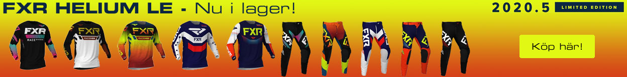 FXR Helium LE Crosskläder