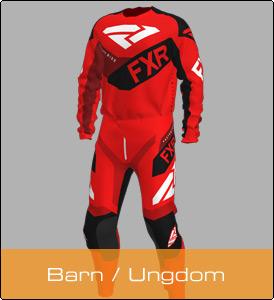 FXR Crosskläder barn och ungdom