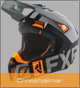 FXR Crosshjälmar