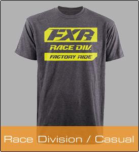 FXR Race Division Casual kläder