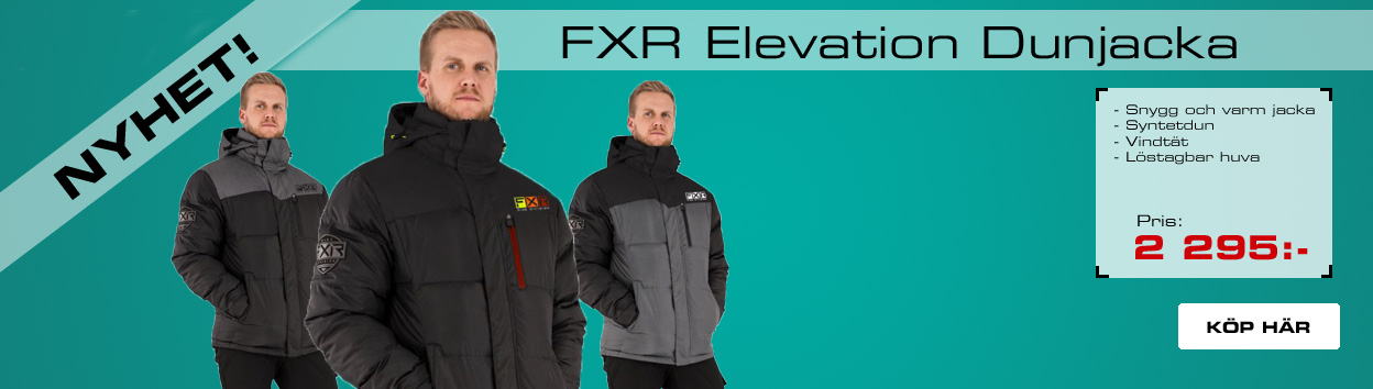 FXR Shoppen - FXR Elevation Dunjacka