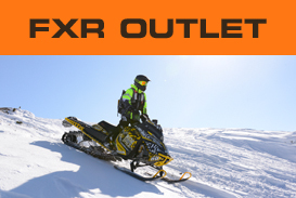 FXR Shoppen - Outlet, rea