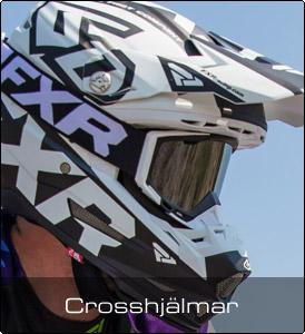 FXR Shoppen - FXR Crosshjälmar