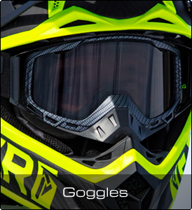 FXR Goggles