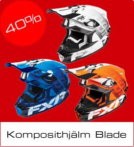 FXR Shoppen - 40% på FXR Blade komposithjälm
