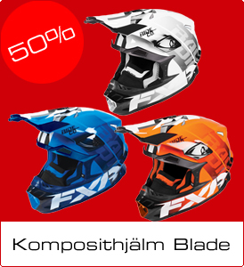 FXR Shoppen - 50% på FXR Blade komposithjälm