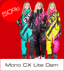 FXR Shoppen - 50% på FXR CX Lite monosuit