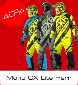 FXR Shoppen - 40% på FXR CX Lite monosuit