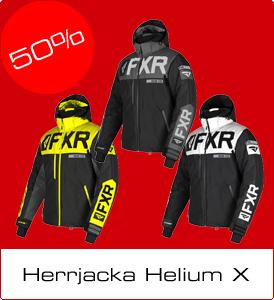 FXR Shoppen - 50% på FXR Helium X skoterjacka