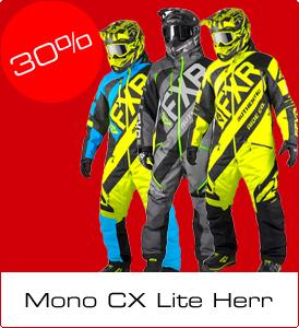 Mellandagsrea på Modshop - 30% på FXR CX Lite monosuit