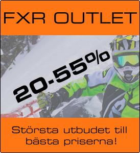 FXR Shoppen - Outlet, rea