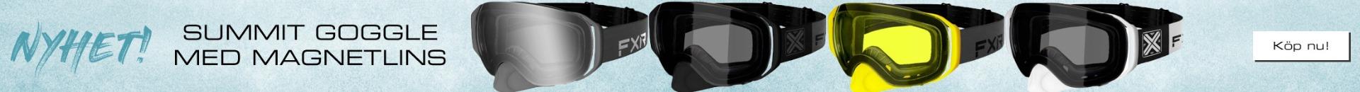FXR Shoppen - FXR Summit skoterglasögon med magnetisk lins