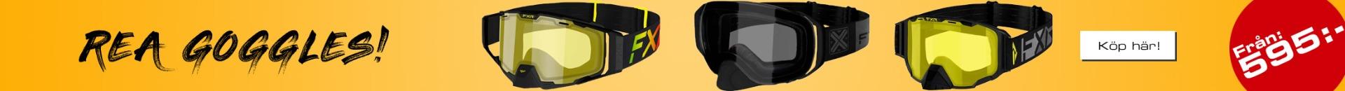 FXR Shoppen - Utförsäljning av FXR skoterglasögon